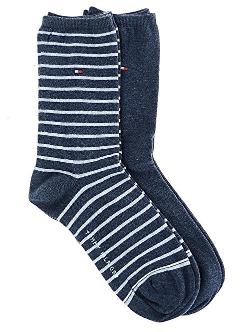 Tommy Hilfiger Çorap   2'li Paket Lacivert